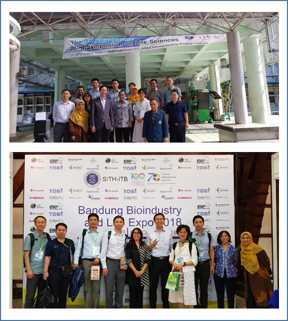 The 3rd Asia-Pacific Joint Symposium on Life Sciences
